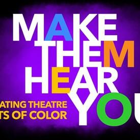 "Make Them Hear You"" Writer Showcase"
