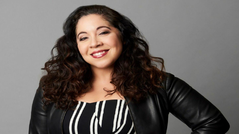 Comedian Gina Brillon