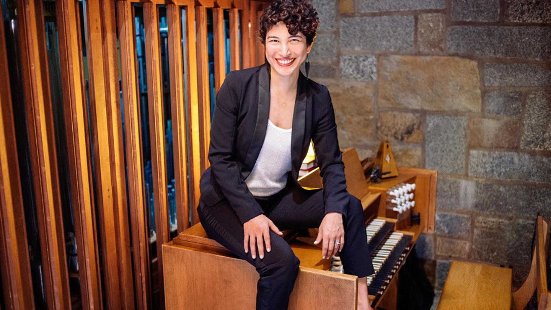 Grand Organ Series VI: Joy-Leilani Garbutt in Concert