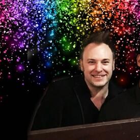 "Steven J. Burge: ""Homo For The Holidays!"