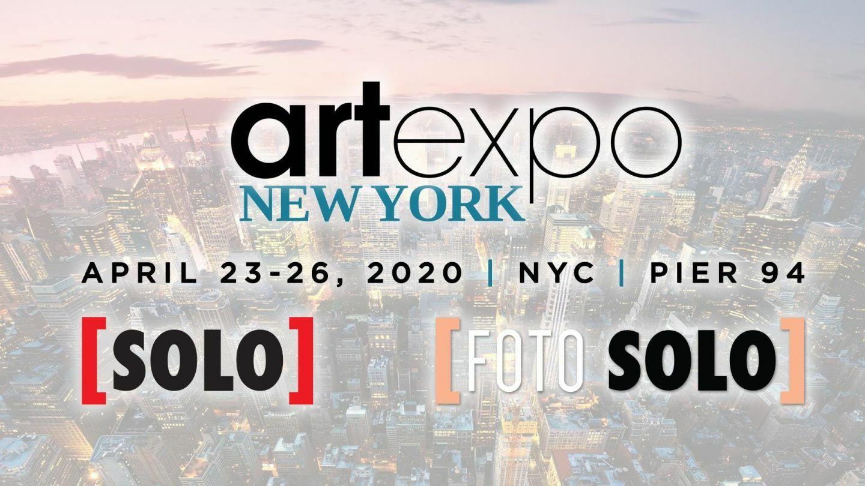 Artexpo New York | [SOLO] | [FOTO SOLO] 2020