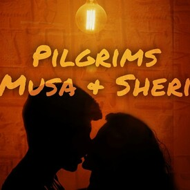 Pilgrims Musa & Sheri in the New World