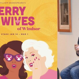 "Stage Director Talk: ""The Merry Wives of Windsor"