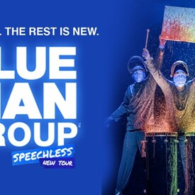 "Blue Man Group: ""Speechless Tour"
