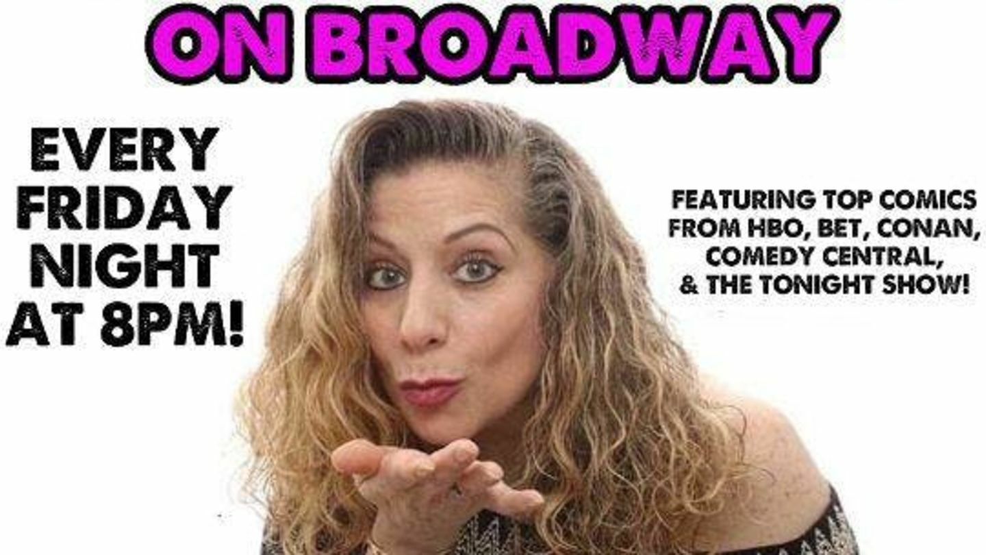 """""""One Funny Broad Off Broadway"""" Starring Janice Messitte"""