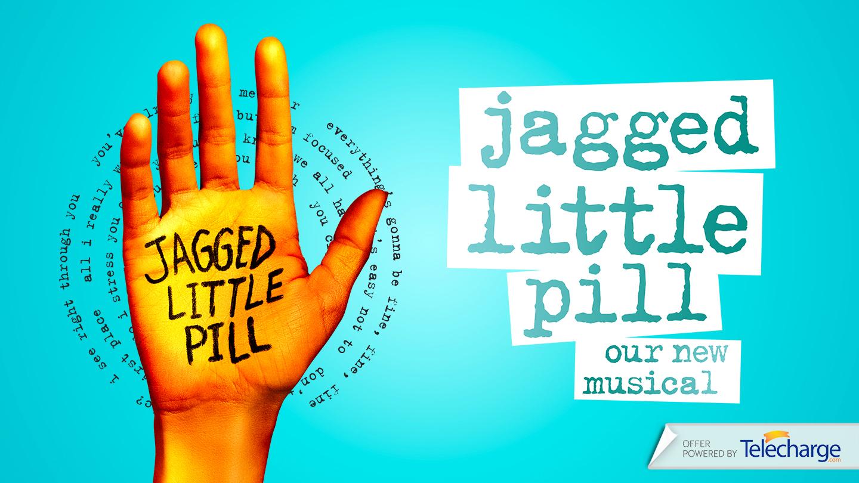 """Alanis Morisette's """"Jagged Little Pill"""" Inspired Broadway Musical"""