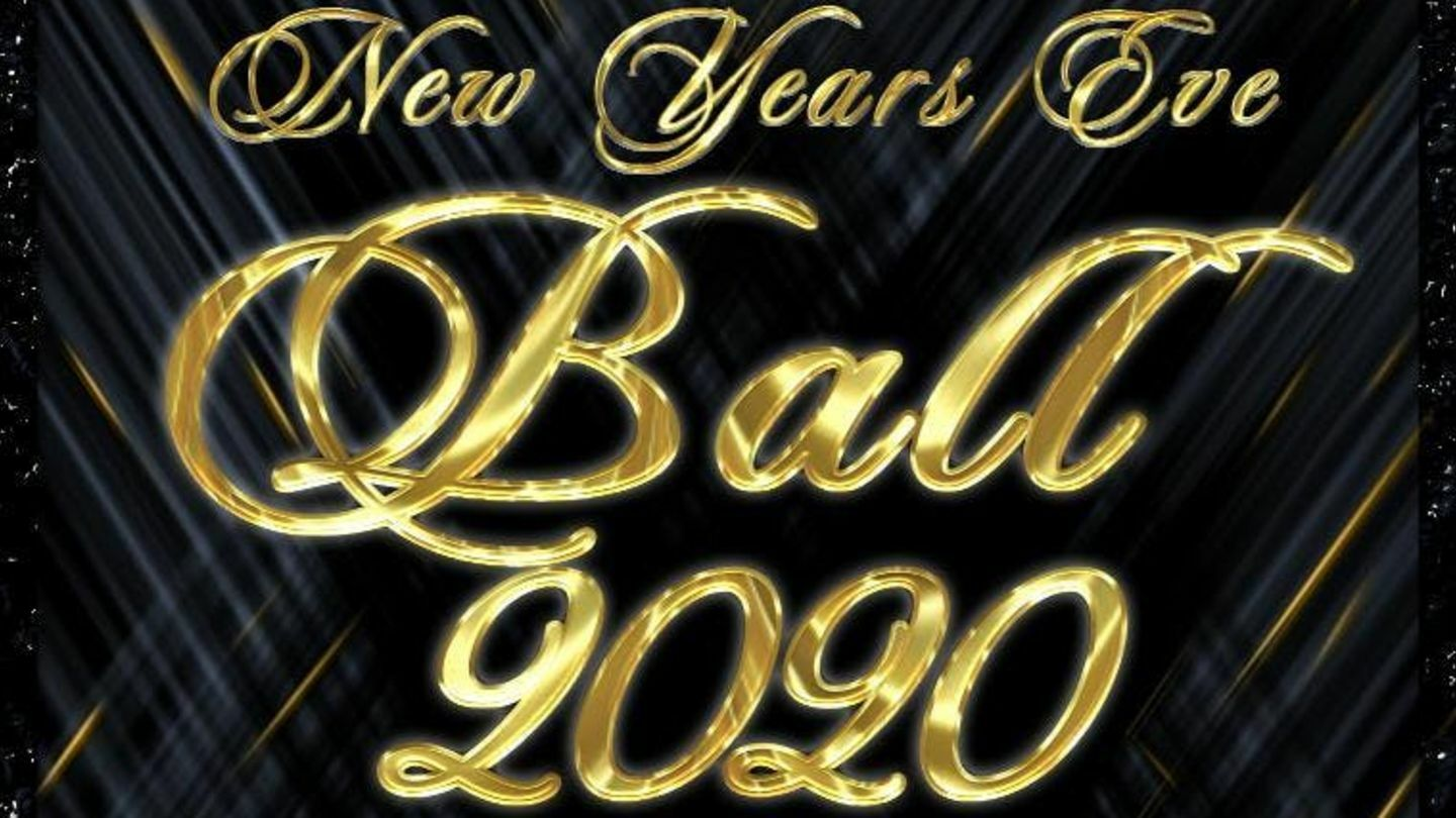 The New Year's Eve Ball aboard the Infinity Yacht!