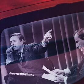 "Mosaic Theater Company of DC presents ""Inherit The Windbag"