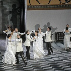 "The Met's ""Der Rosenkavalier"