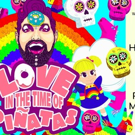 Love in the time of Piñatas