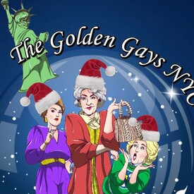 Thank YULE for Being a Friend, a Golden Girls Holiday Musical Adventure