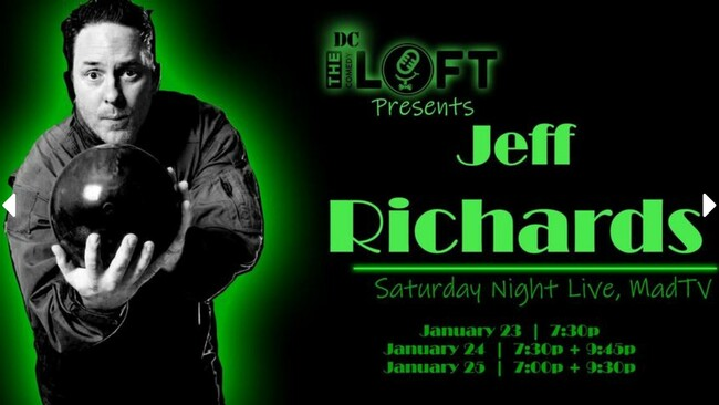 Jeff Richards Tickets