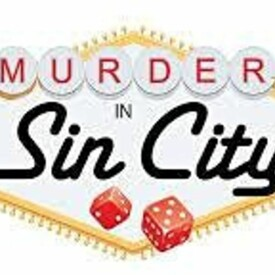 Murder Mystery Party: Murder In Vegas