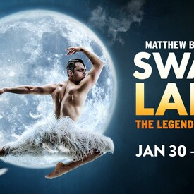 "Matthew Bourne's ""Swan Lake"