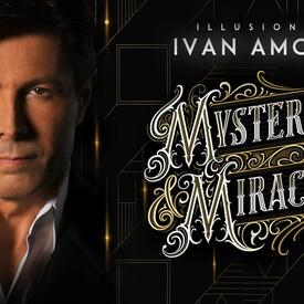 "Ivan Amodei's ""Mysteries & Miracles"