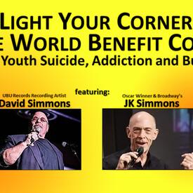 "David & JK Simmons: ""Light Your Corner of the World"