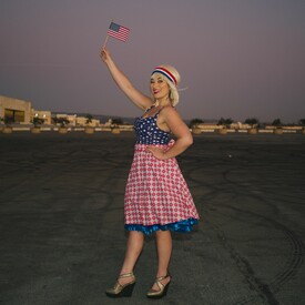 The Miss American Dream Show
