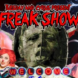 Freak Show: MonteFREAKINrey
