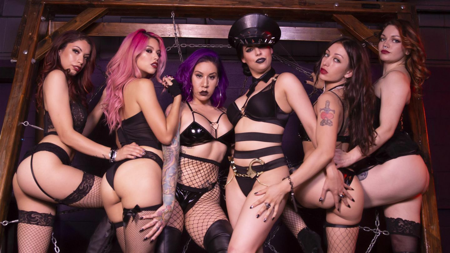 The Damn Devillez Burlesque