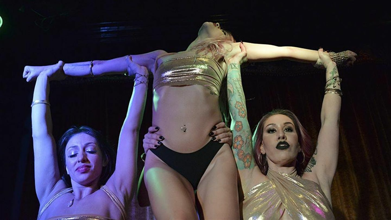 The Damn Devillez Burlesque Show