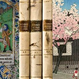 Rare Books LA Shadow Fair