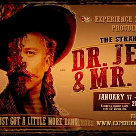 The Strange Case of Dr. Jekyll & Mr. Hyde - Sat, Feb 8 at 2PM