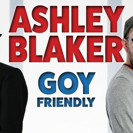 "Ashley Blaker: ""Goy Friendly"