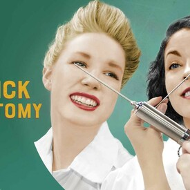 Lipstick Lobotomy