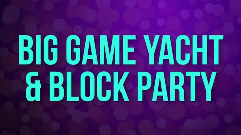 Cedric Ceballos Big Game Yacht Party Feat. Snoop Dogg