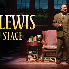 """C.S. Lewis On Stage: """"The Most Reluctant Convert"""