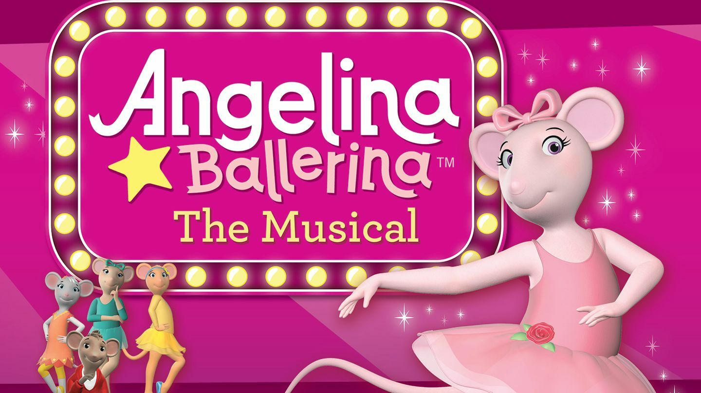 """Angelina Ballerina The Musical"""