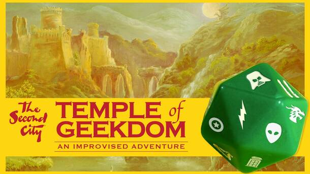 The Second City's Temple of Geekdom: An Improvised Adventure