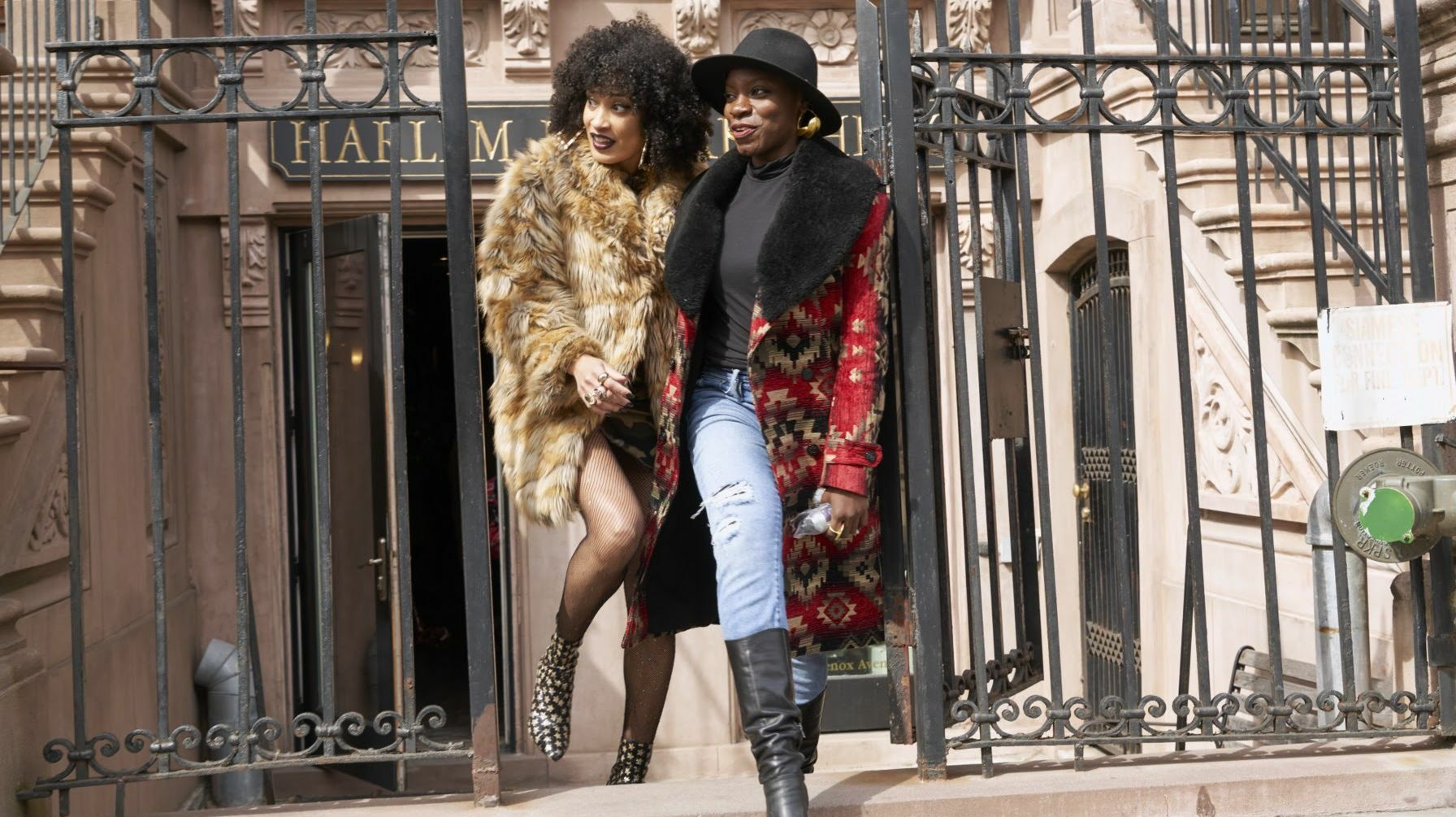 Sidewalk Safaris: Harlem's Black Fashion Tour