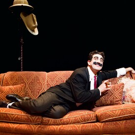 "Frank Ferrante: ""An Evening with Groucho"