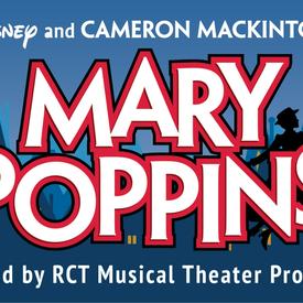"""Disney & Cameron Mackintosh's """"Mary Poppins!"""