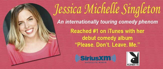 Jessica Michelle Singleton Tickets