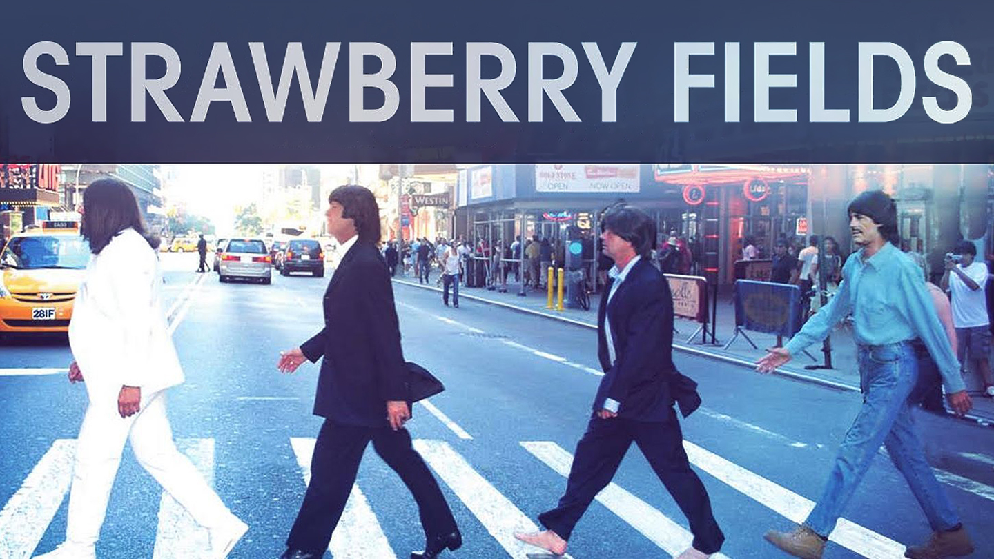 """Beatles Brunch"" with Strawberry Fields"