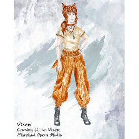"Maryland Opera Studio: ""The Cunning Little Vixen"