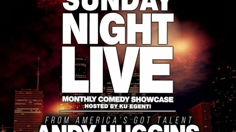 Sunday Night Live Comedy Showcase