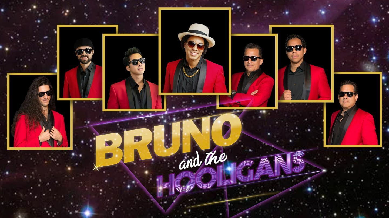 Bruno Mars Tribute: Bruno & The Hooligans