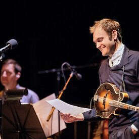 """Chris Thile: """"Live from Here"""