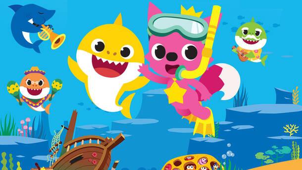 """Baby Shark Live!"""