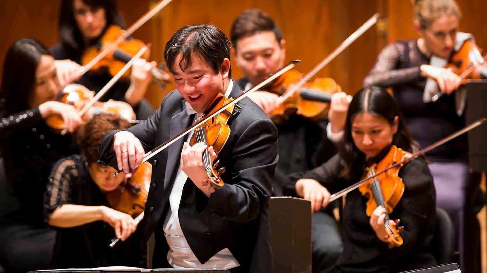 "New York Philharmonic: ""Bartók and Berlioz"""
