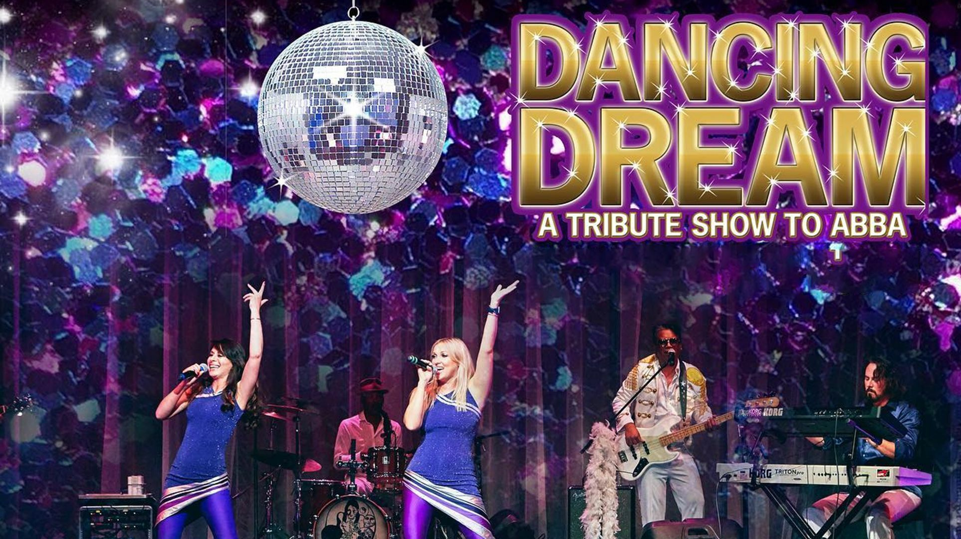 ABBA Tribute with Dancing Dream