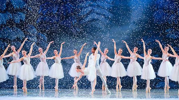 "Ballet Chicago's ""The Nutcracker"" -- Online"