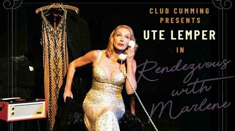 "Ute Lemper in ""Rendezvous with Marlene"""