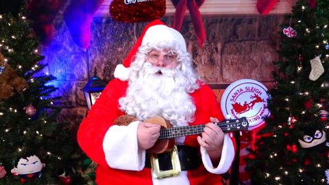 SANTA SING ALONG Interactive Virtual Holiday Comedy Show