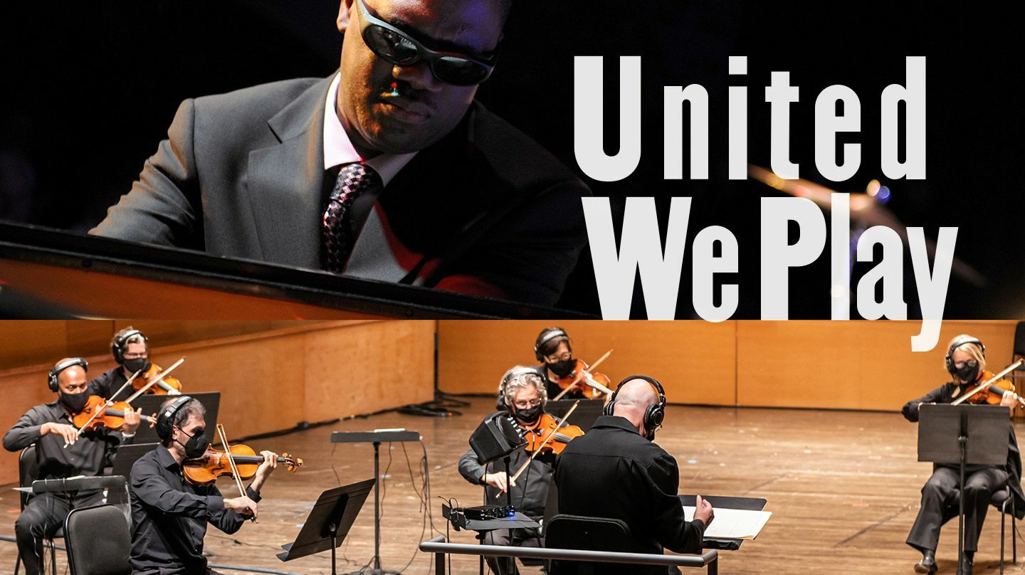 """American Symphony Orchestra's """"United We Play"""" Online Film Screening"""