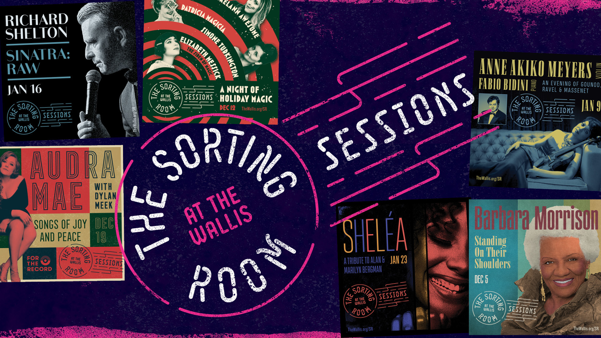 The Sorting Room Sessions - Online