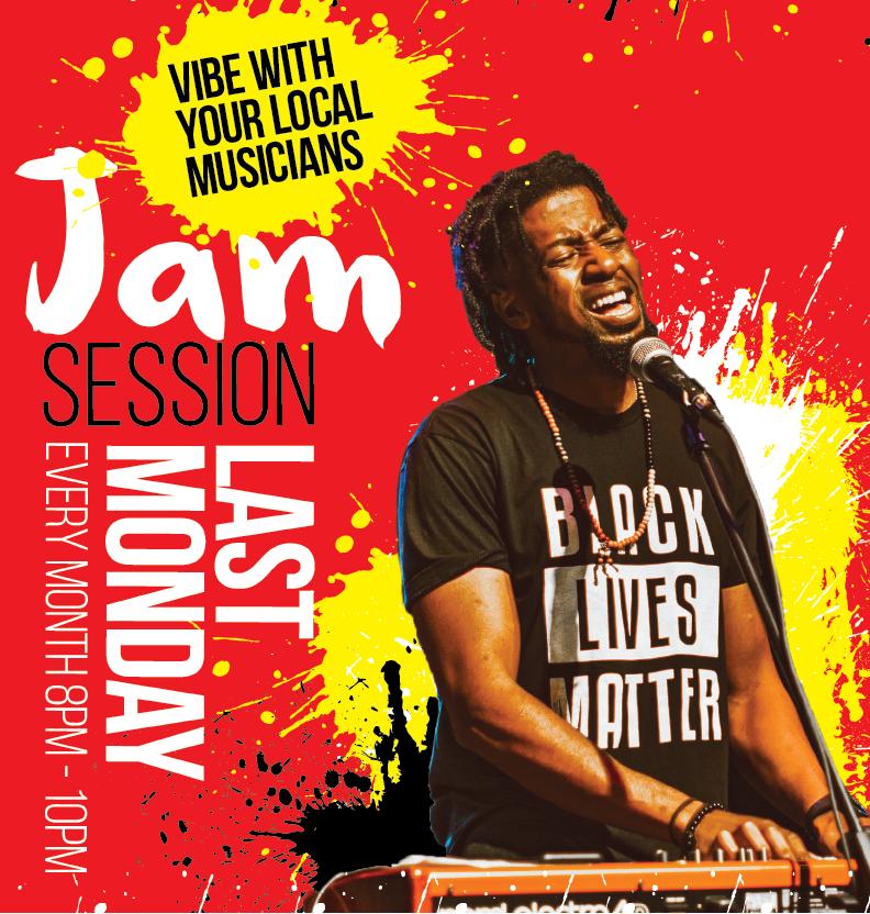 Jam Session - Streaming Concert